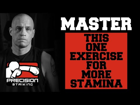 Easiest Way to Improve Stamina for Boxing