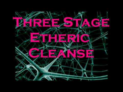 ॐ  ETHERIC CLEANSE SUBLIMINAL