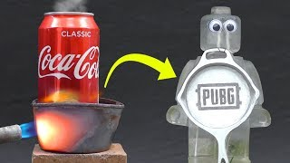 PUBG Frying Pan -  From Coke Cans