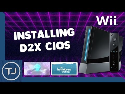 How To Install D2X cIOS On Wii 4.3 2017 Tutorial!