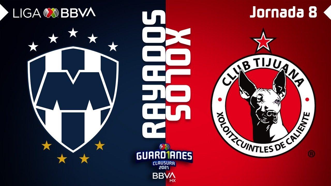 Resumen y Goles | Rayados vs Xolos | Liga BBVA MX - Guard1anes 2021 - Jornada 8