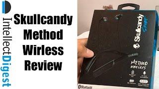 For The Love Of Bass- Skullcandy Method Wireless Headphones   Intellect Digest