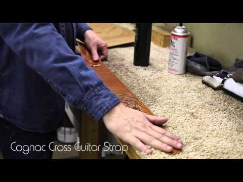 How to Clean a Guitar Strap