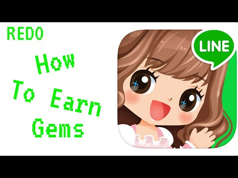 Redo How to Earn Gems on LinePlay