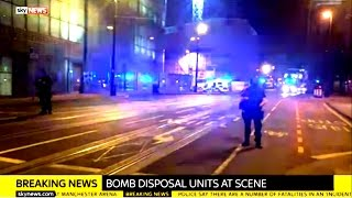 📡 *** BREAKING / ONGOING - Explosion At Ariana Grande Concert In Manchester