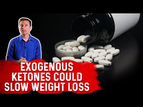 Exogenous Ketones Can Slow Your Weight Loss
