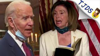 Biden & Pelosi's Ridiculous Response To Protests