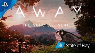 AWAY: The Survival Series - Announce Trailer | PS4