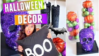 Easy Fun Diy Halloween Decor Affordable Room Decorations 2015