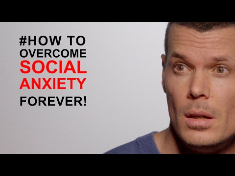 Social anxiety disorder: how to stop it #1 TIP TO STOP a social anxiety disorder FOREVER