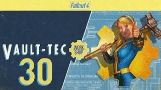 FALLOUT 4 (Vault-Tec Workshop) #30 : Water Treatment Frank Style