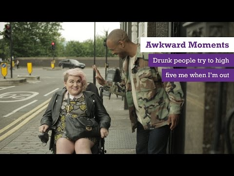 Awkward Moments - High Fives From Someone Who's Drunk