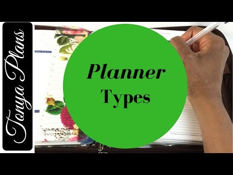 My favorite out of the three types of planners: Ring-bound, Wire-bound, Book-bound