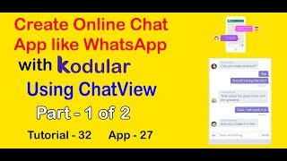 How to create Chat Application with Image Sending Option in