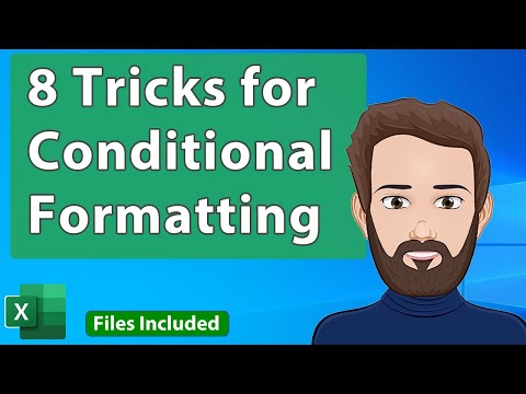 8 Expert Tricks for Conditional Formatting in Excel