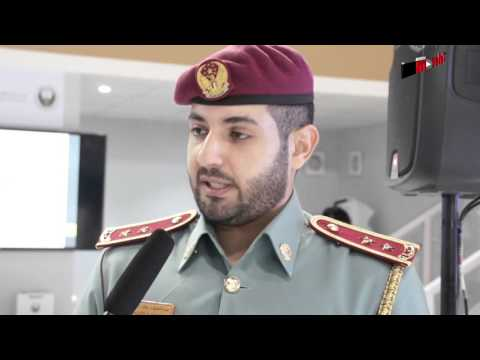 Future Robot of the General Directorate of Residency & Foreign Affairs in Dubai