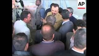 Jordan FM, Mofaz on Syria, comments on Karni crossing