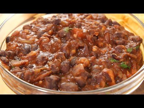 Gloria's Black Bean Dip