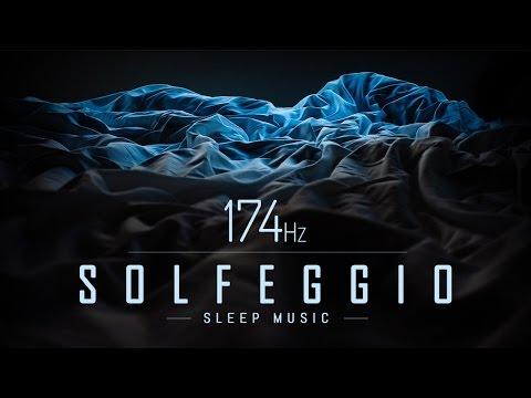 174 Hz   Pain Relief Music for Sleep   Solfeggio Sleep Music   9 Hours