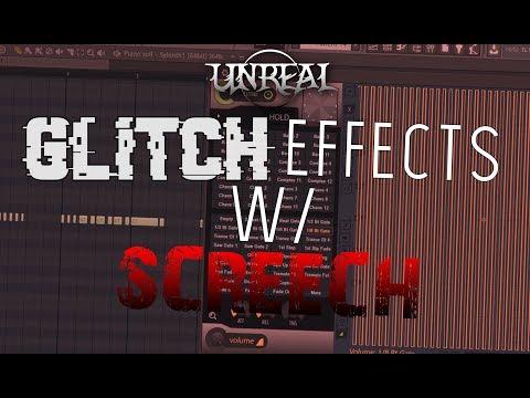 Glitch Effects on Screech/Lead/Sample w/ GROSS BEAT