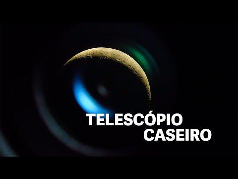 luneta caseira L1 / homemade telescope