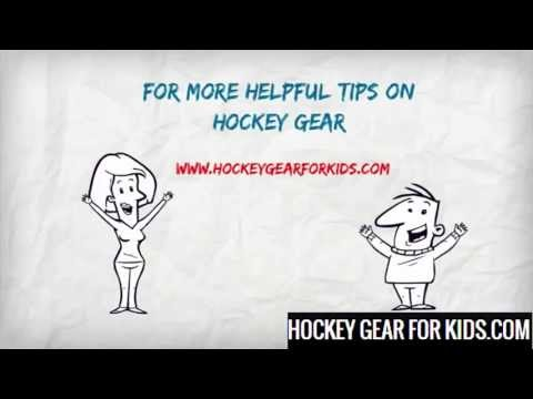 HOW TO CLEAN YOUR HOCKEY EQUIPMENT