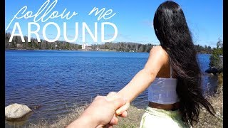 FOLLOW ME AROUND: NASHVILLE, NEW YORK & MONTREAL