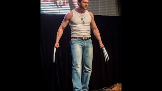 Wolverine Hugh Jackman Logan Xmen Marvel Cosplay Comp