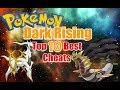 Pokemon Dark Rising Cheats Working Codes for Fakemon, Rare Candy, Legendary/Mythical, Master Ball