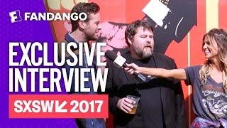 Paintball Post-Game with the Men of Free Fire - Exclusive SXSW Interview (2017)