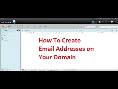 How To Create Email On Your Domain Using HostGator