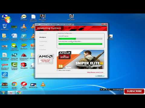 How to Download & Install AMD Radeon Graphic Driver for Laptop & PC BY (Technical Pc Trikes