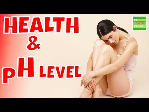 HEALTH and BODY pH LEVEL The Importance of a Balanced pH Level in Human Body
