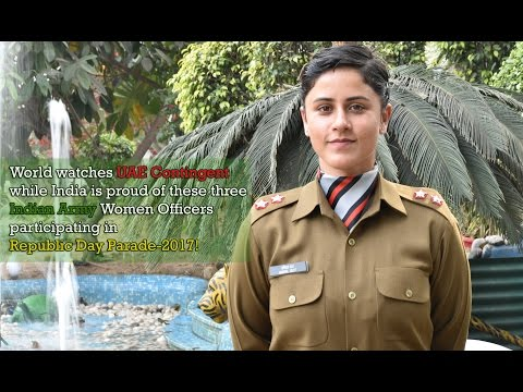 Meet Three Indian Army Women Officers India Is Proud of This Republic Day!