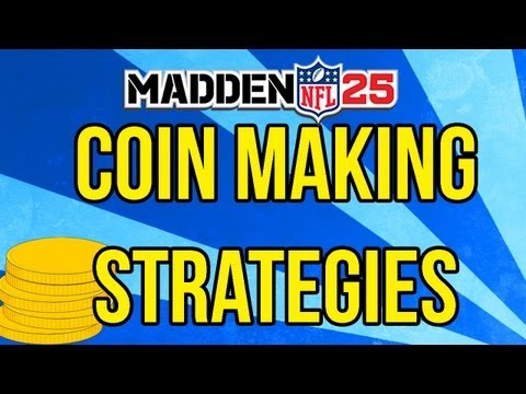 Madden 25 Ultimate Team | Best Coin Making Strategies