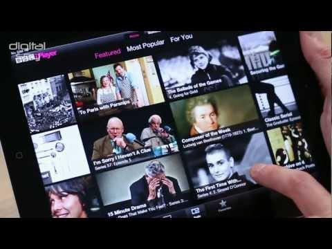 Best TV apps on Apple's iPad