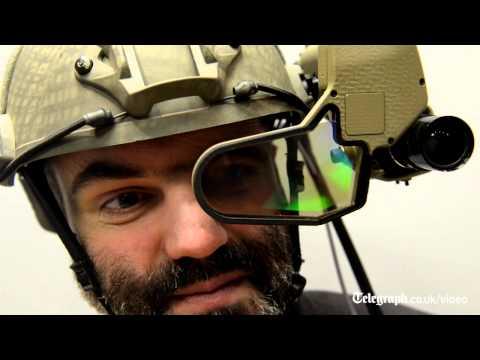 BAE Systems launches high-tech 'Iron Man' helmet
