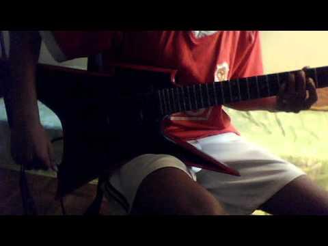 Lesson for guitar scream