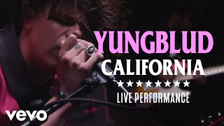 """YUNGBLUD - """"California"""" Official Performance   Vevo"""