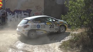Luka Larrosa - Brigitte Saurí   Rally Vidreres 2018   Peugeot 208 [Volant Racc]