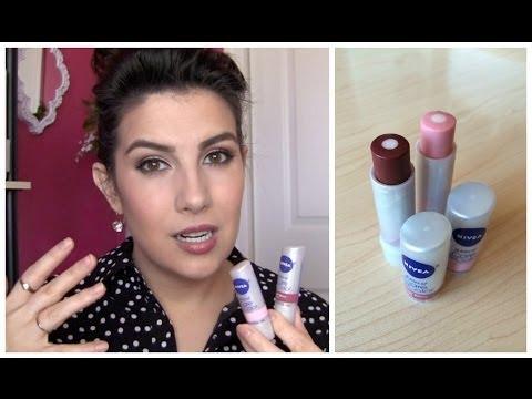 Nivea Kiss of Care & Color Lip Balm Review