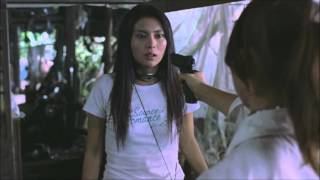 Battle Royale - Hirono confronts Mitsuko