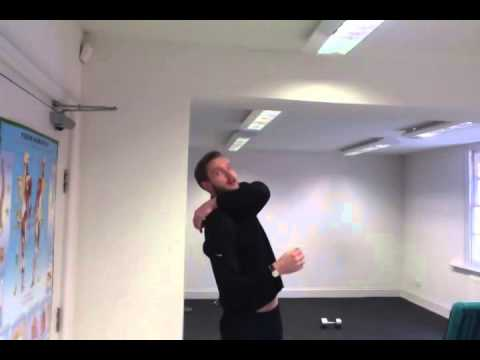Getting Rid of Knots in Your Upper Back - Nottingham Personal Training