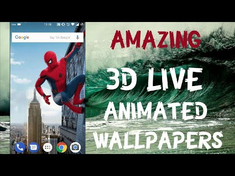 How To Get 3D Wallpaper On Android