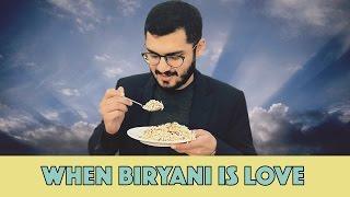 When Biryani (Pulao) is Love   Saad ki Shaadi   MangoBaaz
