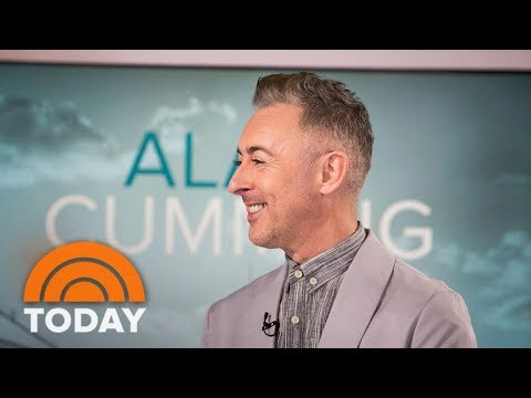 Tony Winner Alan Cumming: I Dance Between Takes On New Drama 'Instinct' | TODAY