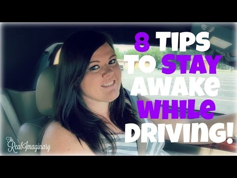 8 Tips To Stay Awake While Driving