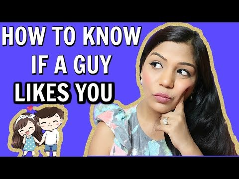 How To Know If A Guy Likes You | SuperPrincessjo
