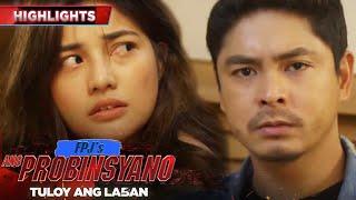 Cardo catches Lia's escape plan | FPJ's Ang Probinsyano