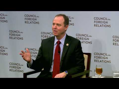 Clip: Adam Schiff on the Poor U.S. Response to Russia's Interference